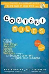 content rules ann hadley cc chapman